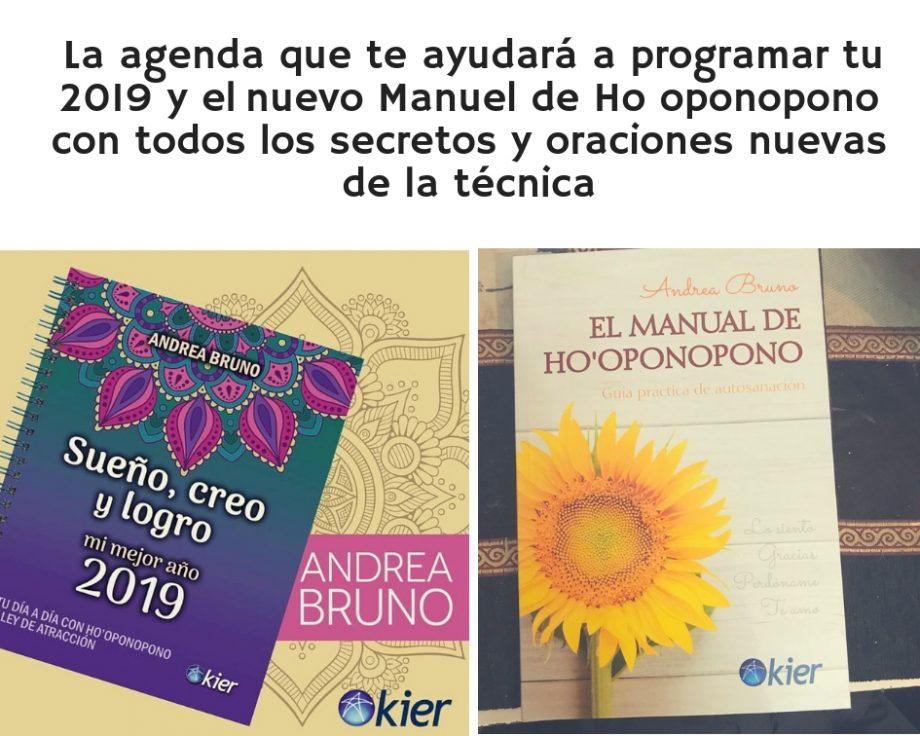 Agenda 2019 y El Manual de Ho Oponopono