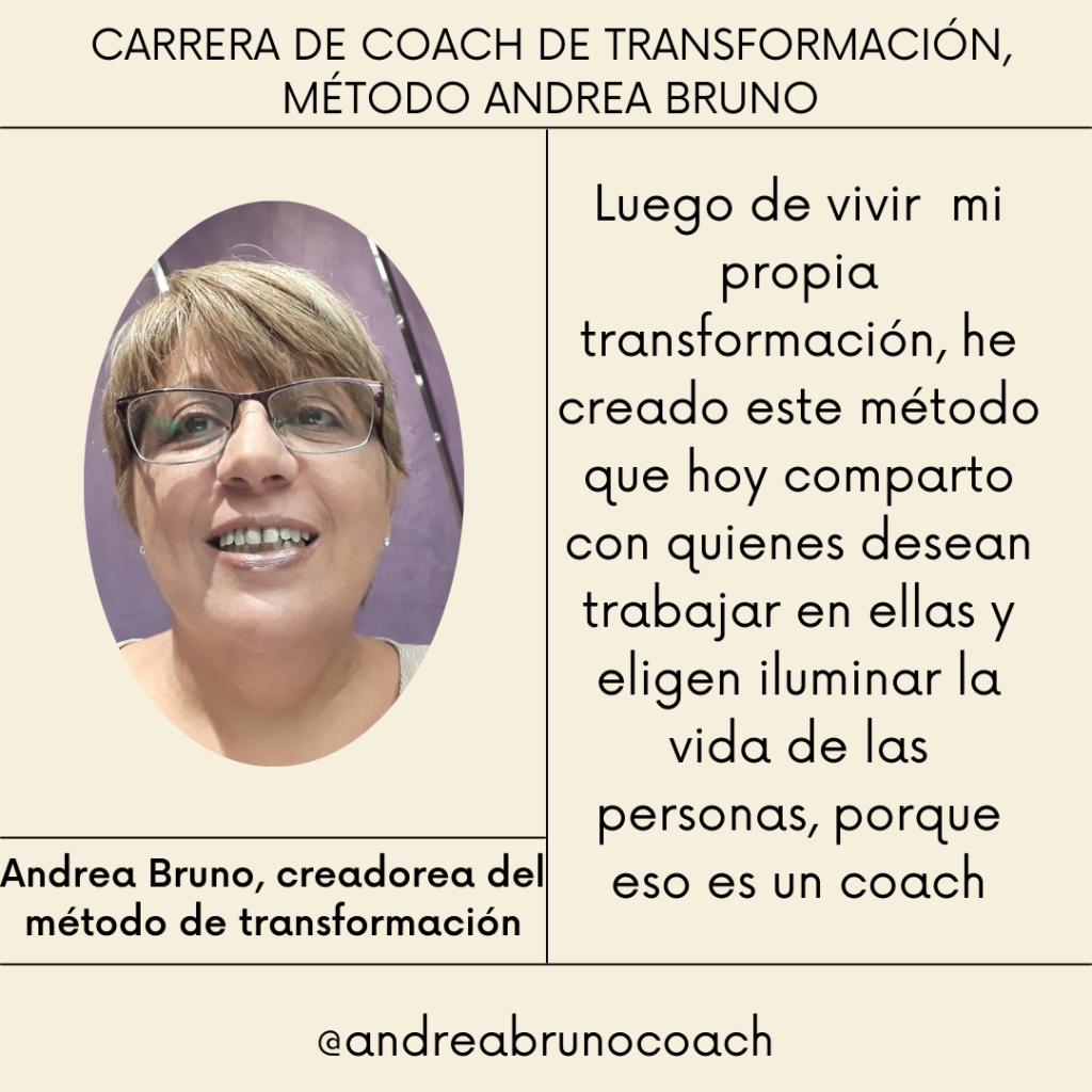 Carrera de Coach