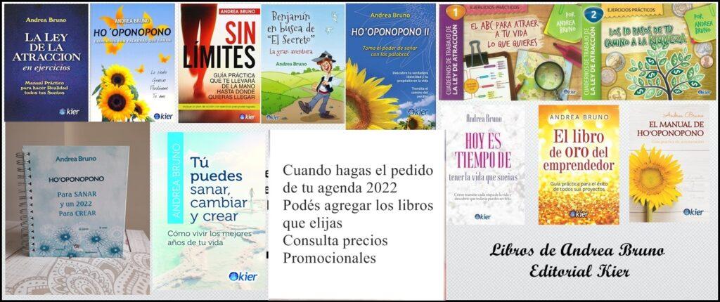 Libros Andrea Bruno